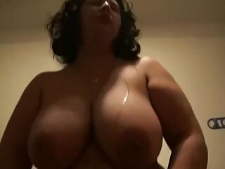 Cuckold gave a young guy a fuck his fat wife.