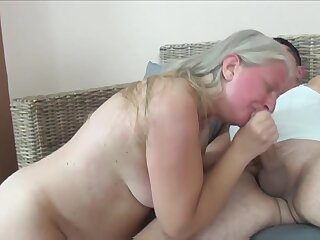 TuttiFrutti - Hairy Slut Euro mature first time